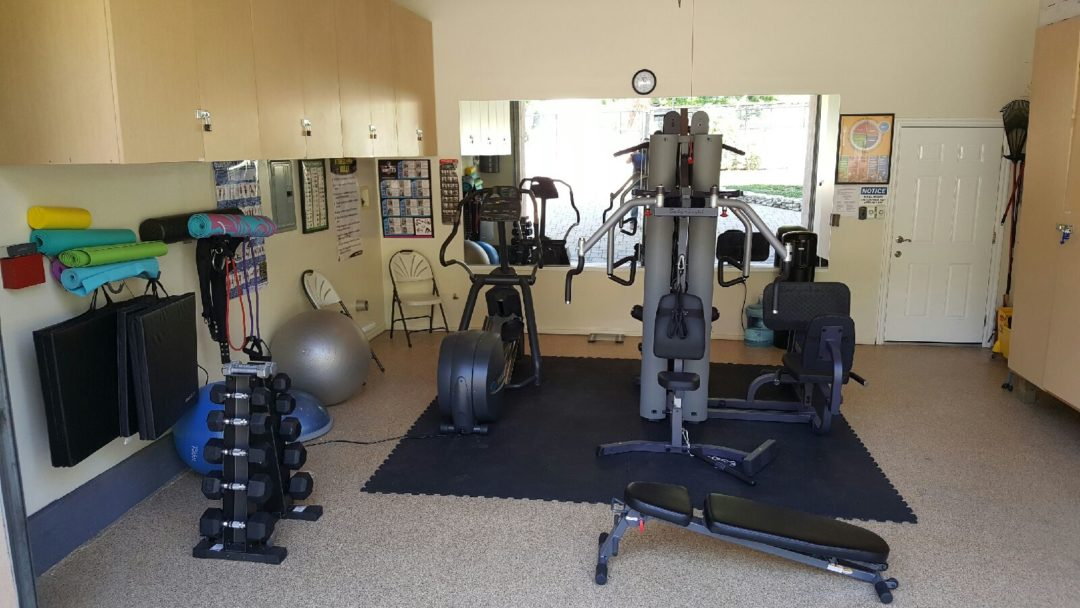 Full In-House Fitness Center